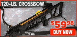Avalanche Crossbow 120-lb