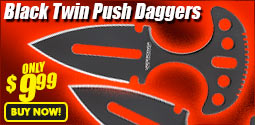 Twin Push Daggers