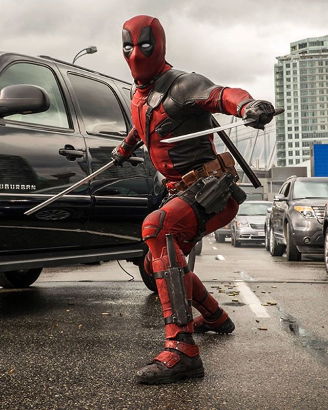 Who Played Deadpool In The Movie Deadpool